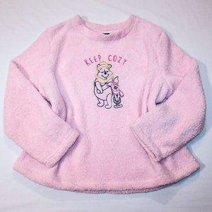 (2X) DISNEY Winnie the Pooh Cozy Sweater